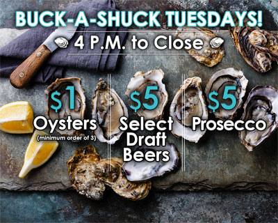 Buck-A-Shuck-Tuesdays